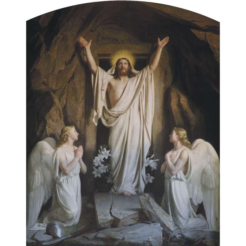 The Resurrection – BYU Museum of Art Store